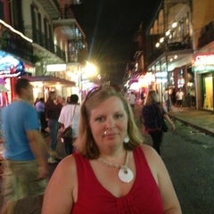 Photo taken at Rue Bourbon by Jim G. on 6/1/2013