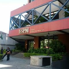 Photo taken at Escola Superior de Propaganda e Marketing (ESPM) by André S. on 5/15/2013