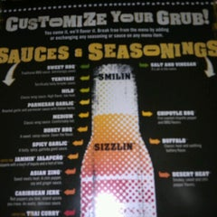 Photo taken at Buffalo Wild Wings by Chuck H. on 6/9/2012
