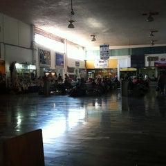 Photo taken at Central de Autobuses del Sur by Fercho A. on 12/3/2012