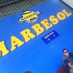 Photo taken at Marbesol by Maarten T. on 9/9/2013