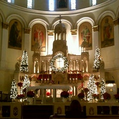 Photo taken at St. Mary of Perpetual Help Parish by Big John K. on 12/25/2012