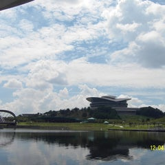 Photo taken at Putrajaya International Convention Centre (PICC) by meezteeza on 12/4/2012