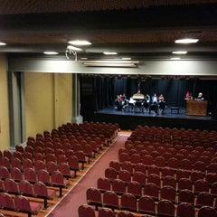 Photo taken at Centro Cultural Valentín Barros by Nikillo L. on 5/29/2014