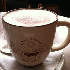 Photo taken at Crazy Wisdom Bookstore & Tea Room by Brandy C. on 1/19/2013