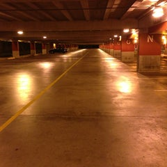 Photo taken at Zone 20 Parking Structure by Tetsuzan R. on 5/21/2013