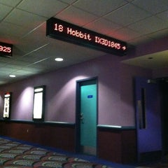 Photo taken at Cinemark Buckland Hills 18 + IMAX by cassie s. on 12/16/2012