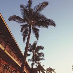Photo taken at Ko'a Kea Hotel & Resort by @tdavidson on 11/25/2014