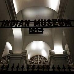 Photo taken at Indian Museum by Vyshak M. on 3/13/2014