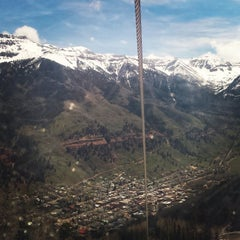 Photo taken at Telluride Gondola Station by Christopher S. on 5/25/2014