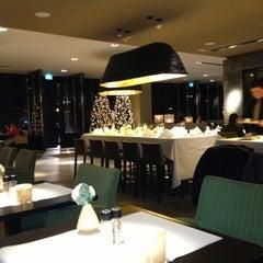 Photo taken at Van der Valk by Claudia S. on 12/1/2012