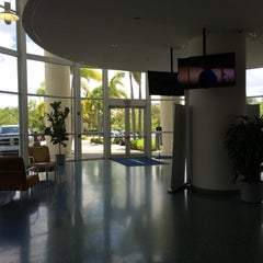 Photo taken at NBC 6 South Florida by Gustavo D. on 5/20/2014