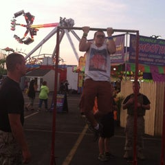 Photo taken at Erie County Fair by Taylor G. on 8/14/2014
