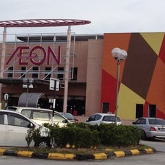 Photo taken at AEON AU2 (Setiawangsa) Shopping Centre by Mahomet אל בראדעי ا. on 10/14/2013