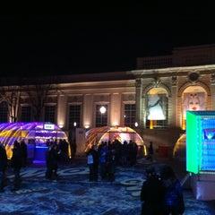 Das Foto wurde bei Winter im MQ von Anastasia am 12/9/2012 aufgenommen