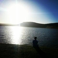 Photo taken at Laguna La Brava by Juan Manuel S. on 12/9/2012