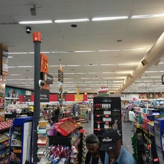 Photo taken at Supermercados Pague Menos by Marco N. on 7/26/2015