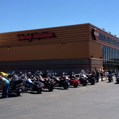 Photo taken at Black Hills Harley-Davidson by Curtis C. F. on 6/29/2013