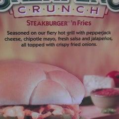 Photo taken at Steak 'n Shake by James M. on 5/20/2013