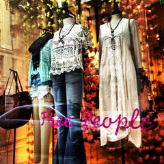Photo taken at Free People by Jon M. on 4/13/2013