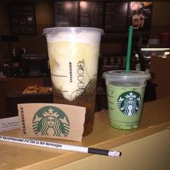 Photo taken at Starbucks by Jayda G. on 6/1/2015