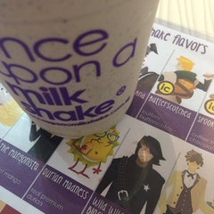 Photo taken at Once Upon A Milk Shake by Kymi L. on 1/16/2014