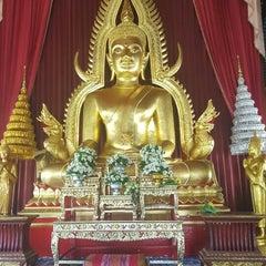 Photo taken at Wat Luang by Mick P. on 2/28/2016