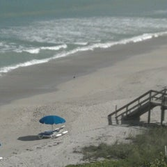 Photo taken at Vistana's Beach Club by Rebekah C. on 10/21/2012