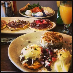 Photo taken at Snooze by Kristin G. on 7/28/2013