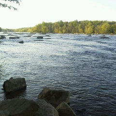 Photo taken at The River by Jeannette P. on 4/8/2012