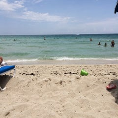 Photo taken at Miami Beach At 4525 Collins by Bo JABER A. on 6/8/2014