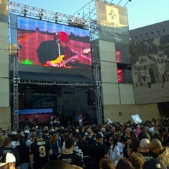 Photo taken at Champions Square by Jason H. on 10/7/2012