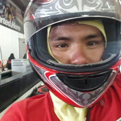 Photo taken at K1 Speed by Amir Hamzah S. on 7/28/2015
