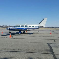 Photo taken at Lancaster Airport (LNS) by Tetyana on 2/28/2016