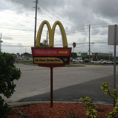 Photo taken at McDonald's by Tiffany A. on 7/23/2013