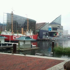Photo taken at National Aquarium by Jane E. on 10/4/2012