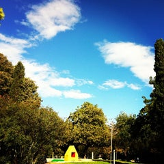 Photo taken at Parque Benicalap by José Ramón S. on 10/27/2012