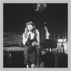 Photo taken at Istanbul Jazz Center by Tansel O. on 1/1/2013