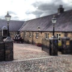Photo taken at Strathisla Distillery by Simon M. on 9/5/2013