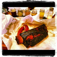 Photo taken at Lockhart Smokehouse by Buu L. on 10/4/2012