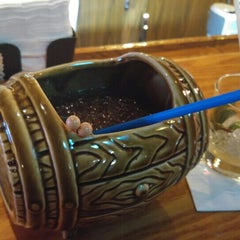 Photo taken at Trader Vic's by Dave C. on 8/25/2015