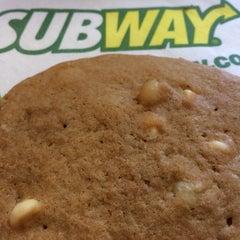 Photo taken at Subway by Gabo E. on 7/13/2015