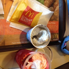 Photo taken at McDonald's by Prasena AJI B. on 3/24/2015
