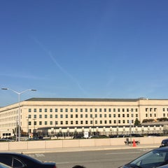 Photo taken at The Pentagon by Harris W. on 10/21/2015