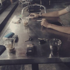 Photo taken at Tower Coffee by ERLDAN on 3/9/2015