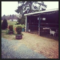 Photo taken at Cherry Grove Farm by John T. on 12/8/2013