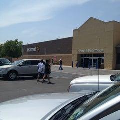 Photo taken at Walmart Supercenter by Kesi C. on 6/23/2013