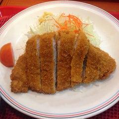 Photo taken at Tonkatsuya by Edz F. on 7/22/2014