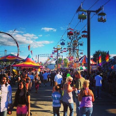 Photo taken at North Georgia State Fair by Eric C. on 9/22/2013