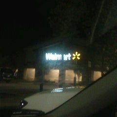 Photo taken at Walmart Supercenter by Bailey K. on 9/16/2012
